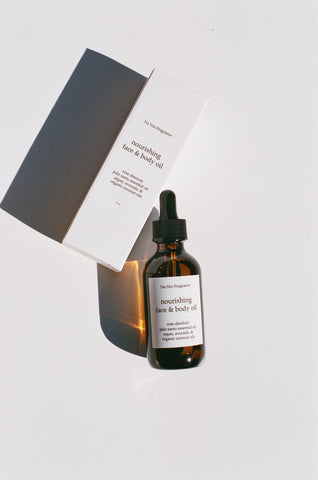 NA NIN NOURISHING FACE & BODY OIL