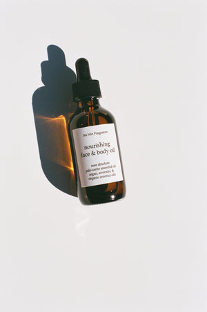 Na Nin Beauty Collection : Nourishing Face + Body Oil
