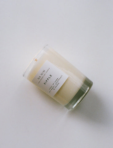 5 OZ. NA NIN SIGNATURE CANDLES / AVAILABLE IN MULTIPLE SCENTS