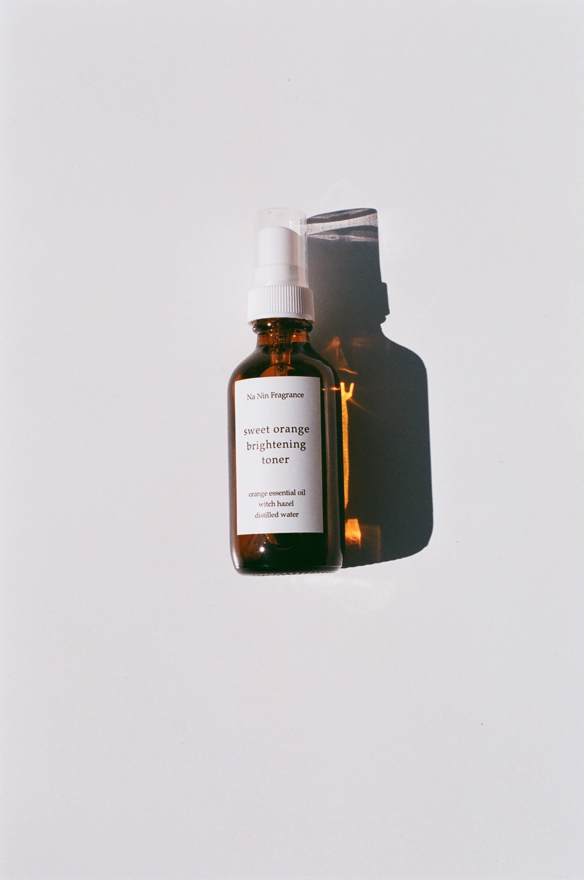 Na Nin Sweet Orange Brightening Toner