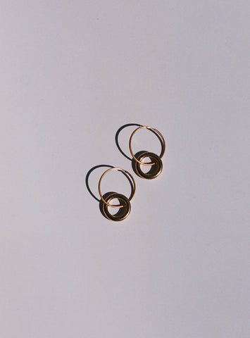 Laura Lombardi Anella Earrings