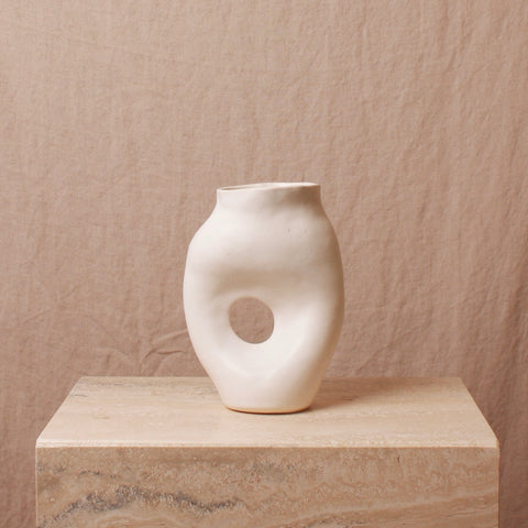 Summer School Sculptural Vessel