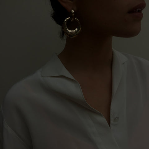 Classic Duo Earrings