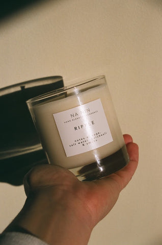 8 Oz. Na Nin Signature Candles / Available in Multiple Scents