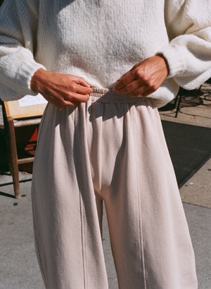 Ilana Kohn Terry Abe Pant / Available in Multiple Colors