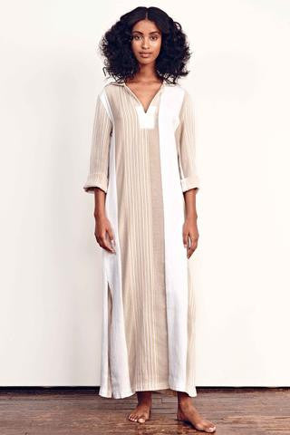 ACE & JIG HOODED MESA DRESS / SOLSTICE