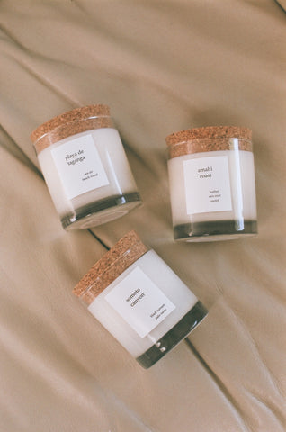 Na Nin Places Collection: Amalfi Coast 5oz/8oz Candle