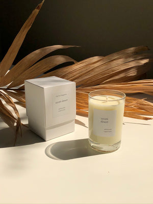 Uyuni Desert Candle /  Available in 5oz & 8oz