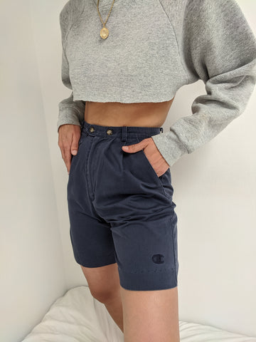 Vintage Champion Faded Navy Short