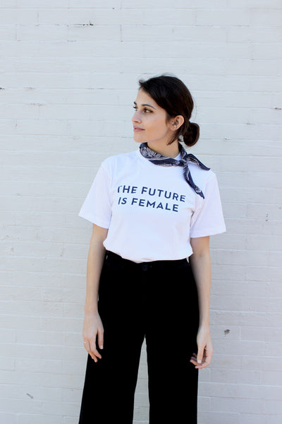 OTHERWILD /  THE FUTURE IS FEMALE T- SHIRT