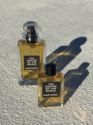 MONDO MONDO / THE CENTER OF THE WORLD 50 ML