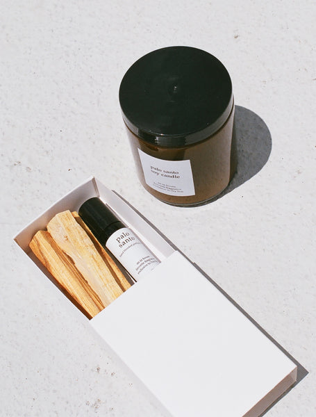 In House Palo Santo Gift Set