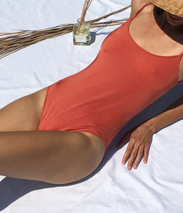 Na Nin Mariah One Piece Swim Suit / Available in Multiple Colors