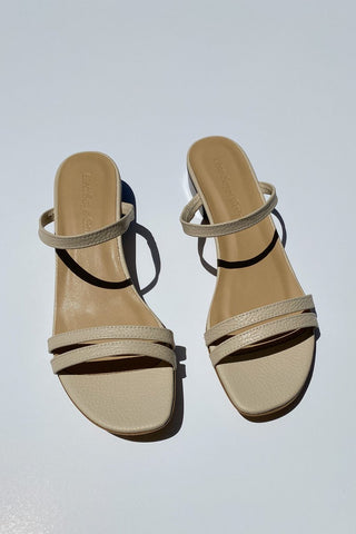 Lisa Says Gah Gia Sandal / Available in Lamb