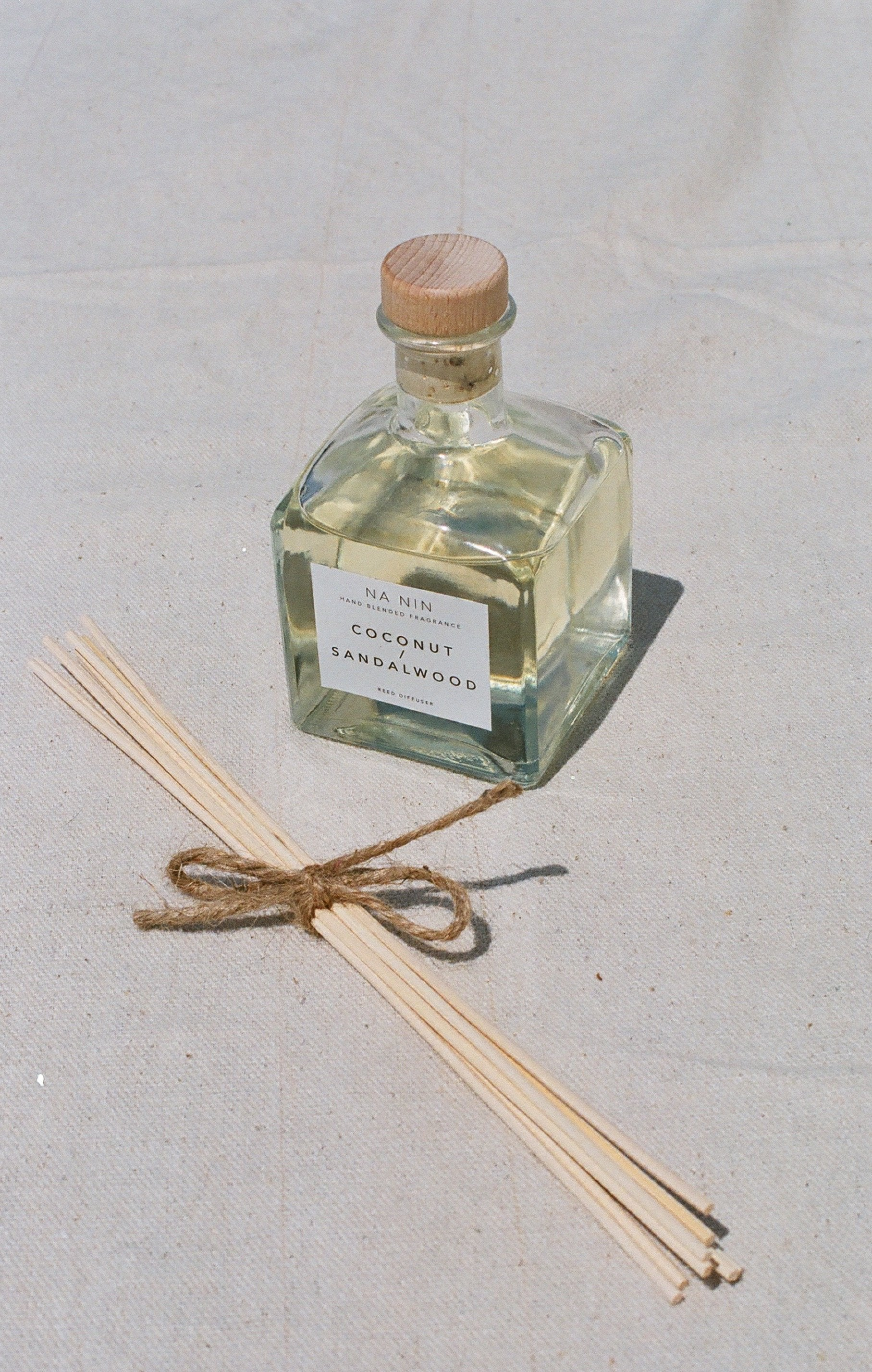 Coconut & Sandalwood Reed Diffuser