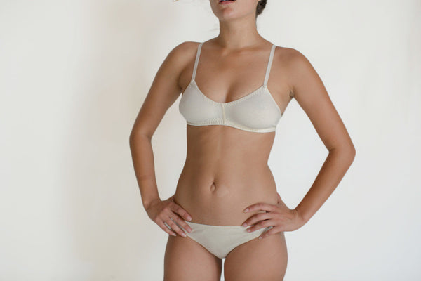 PANSY BRA / AVAILABLE IN MULTIPLE COLORS