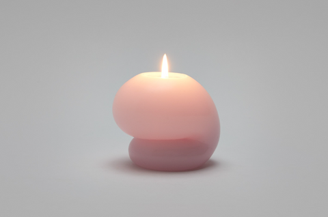 Purple Goober Candle