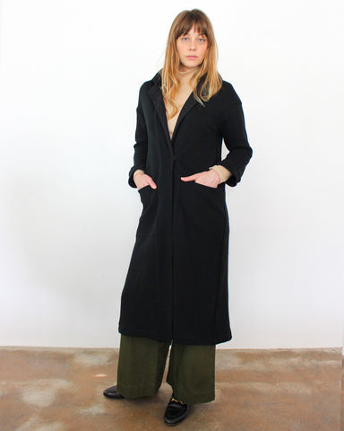ESBY APPAREL RAMONA DUSTER / BLACK