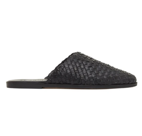 St. Agni Caio Woven Flat / Available in Black