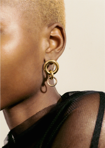 Laura Lombardi Mini Porta Earrings