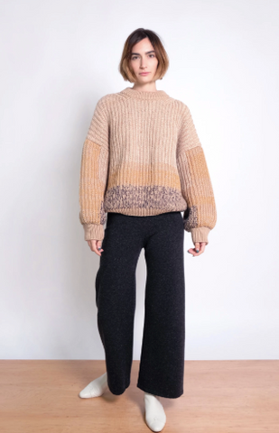Micaela Greg Ombre Sweater