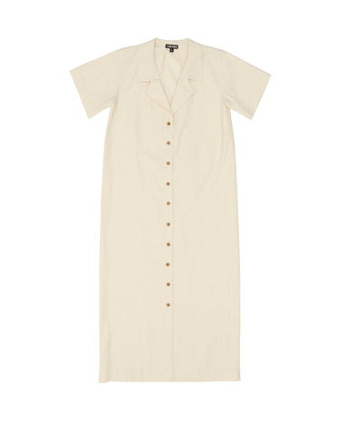 Ilana Kohn Teddy Dress / Natural