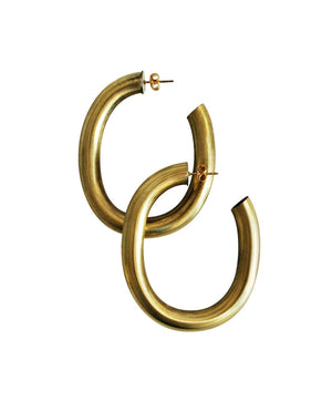 Laura Lombardi Curve Earrings