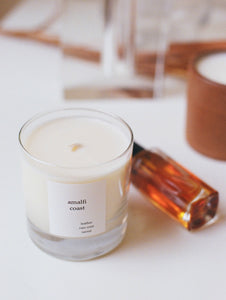 Na Nin Places Collection : 5oz + 8oz Candle / Amalfi Coast