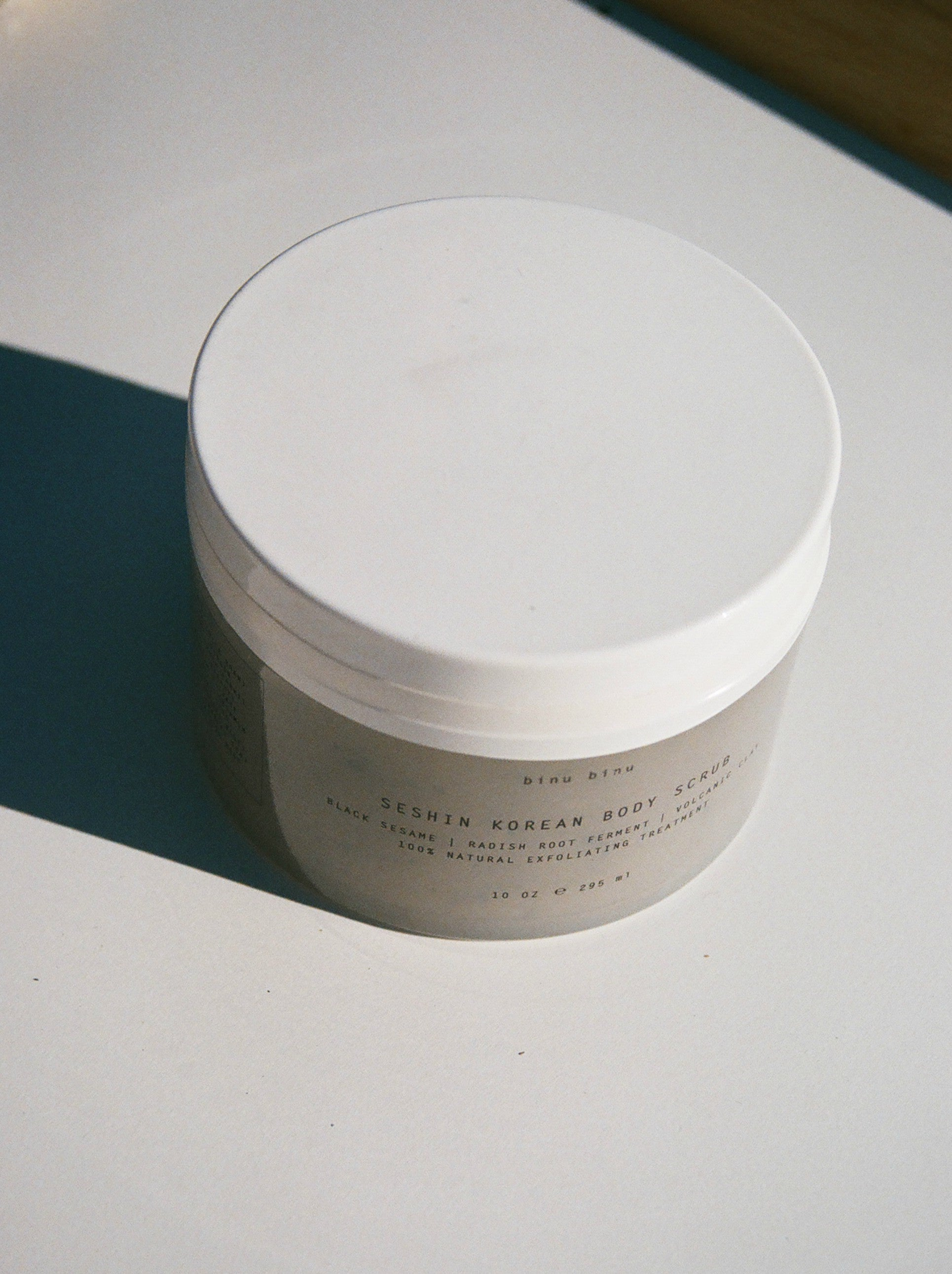 Binu Binu Seshin Korean Body Scrub