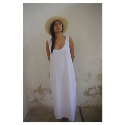 GOLONDRINA / GARDENIA DRESS