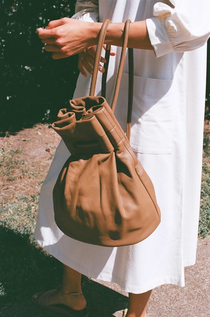 Are Studio Bell Backpack / Toffee