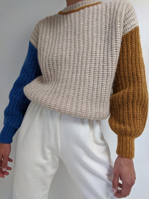 Paloma Wool Frigo Sweater / Available in Light Beige