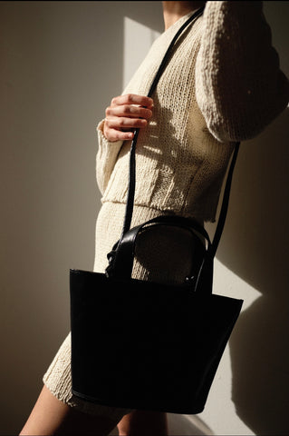 Paloma Wool Catan Tote / Available in Black & Light Brown
