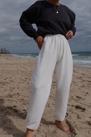 Na Nin Cleo Cotton Sweatpants / Available in Multiple Colors