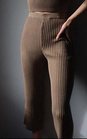 Diarte Silvestre Pant / Available in Taupe