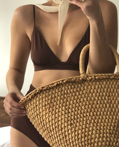 Diarte Cori Swimsuit / Available in Brown