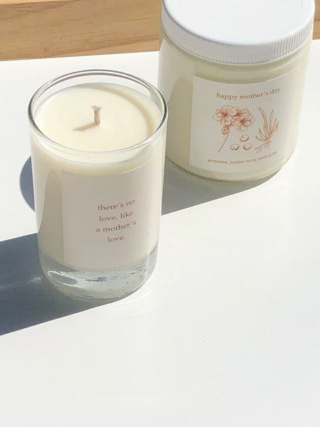 Na Nin Mother's Day Candle