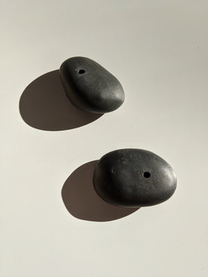 Binu Binu Basalt Stone Incense Holder