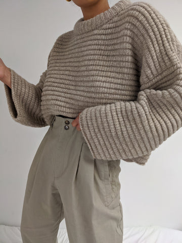 Na Nin Romy Sweater / Available in Multiple Colors