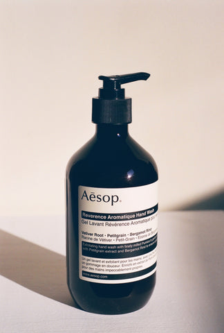 Aesop Reverence Aromatique Hand Wash