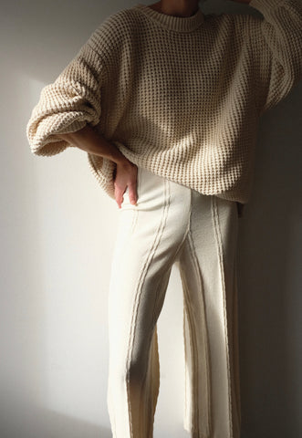 Diarte Formosa Trousers / Available in Natural