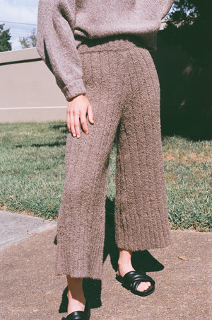 Kordal Rowan Knit Trouser / Available in Multiple Colors