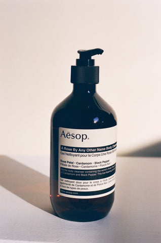 Aesop A Rose By Any Other Name Body Cleanser / Available in 200mL & 500mL