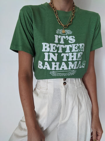 Vintage Bahamas Graphic Tee