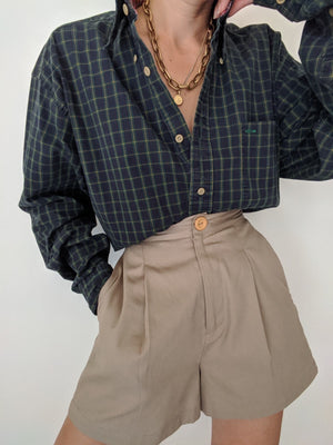 Plaid Tommy Hilfiger Button Up