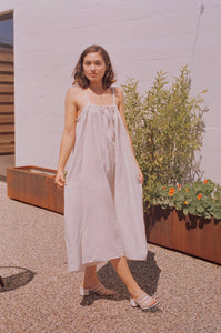 Revisited Ida Jumpsuit / Natural