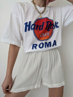 Ivory Hard Rock Cafe Tee