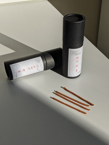 HYUN GI Incense Sticks / Available in Multiple Scents
