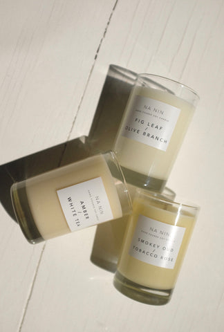 Pairings Collection 5oz Candle Trio Set 2