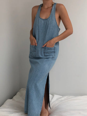 a0f1f9d50 Vintage Denim Market Dress